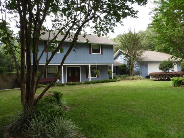 102 Brewster Road, Madisonville, LA 70447 (MLS #2259520) :: Turner Real Estate Group