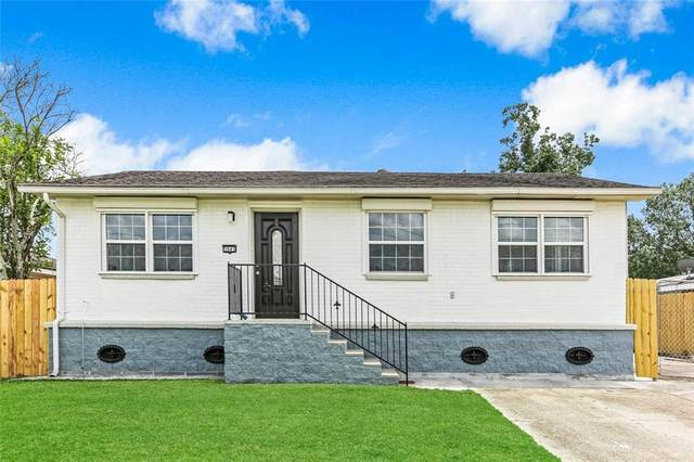 3045 Mount Kennedy Drive, Marrero, LA 70072 (MLS #2259535) :: Crescent City Living LLC