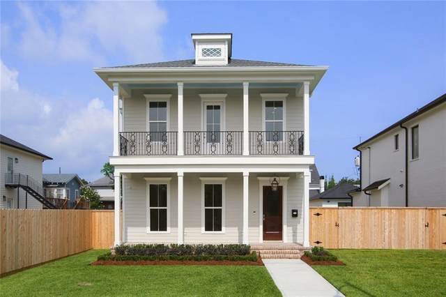 6318 Colbert Street, New Orleans, LA 70124 (MLS #2259584) :: Top Agent Realty