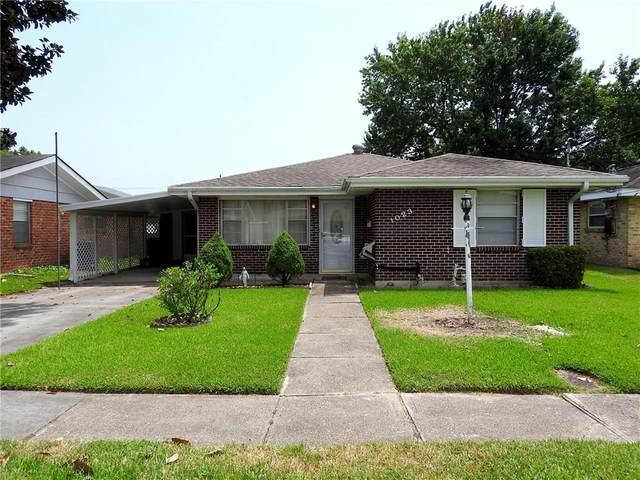 1023 Kent Avenue, Metairie, LA 70001 (MLS #2259588) :: Top Agent Realty
