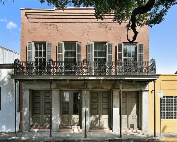 321 N Diamond Street, New Orleans, LA 70130 (MLS #2259595) :: Parkway Realty