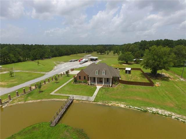 28735 George White Road, Holden, LA 70744 (MLS #2259621) :: Watermark Realty LLC