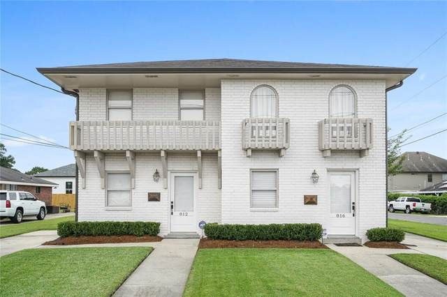 812-816 Houma Boulevard, Metairie, LA 70001 (MLS #2259666) :: Crescent City Living LLC