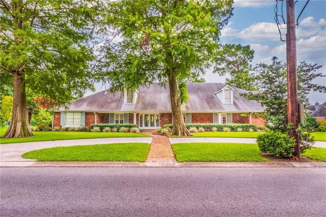 312 Timberlane Drive, Gretna, LA 70056 (MLS #2259705) :: Reese & Co. Real Estate