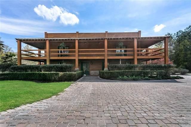 12202 Joiner Wymer Road, Covington, LA 70433 (MLS #2259712) :: Turner Real Estate Group