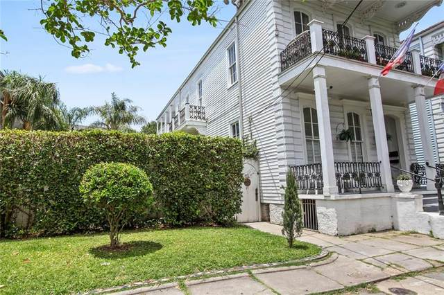 1469 Magazine Street A, New Orleans, LA 70130 (MLS #2259724) :: Crescent City Living LLC
