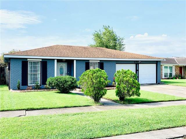 3705 Chadwood Drive, Harvey, LA 70058 (MLS #2259735) :: Top Agent Realty