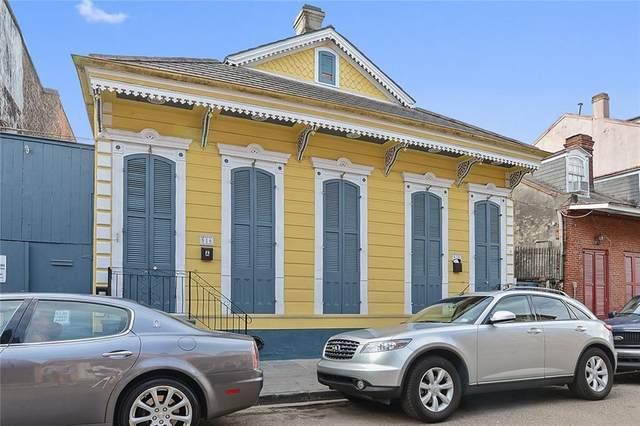 816 St Ann Street B, New Orleans, LA 70116 (MLS #2259751) :: Crescent City Living LLC