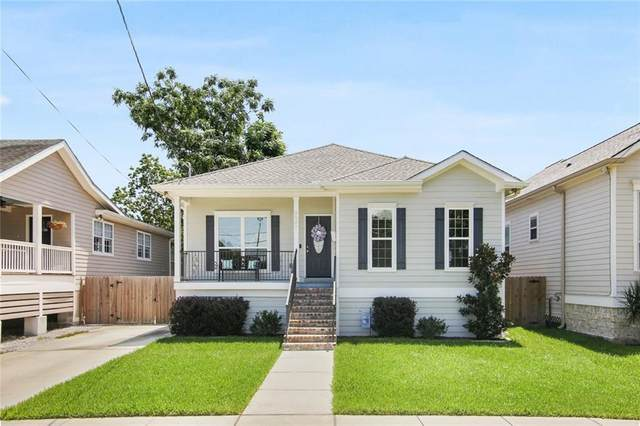 5507 Wildair Drive, New Orleans, LA 70122 (MLS #2259764) :: The Sibley Group