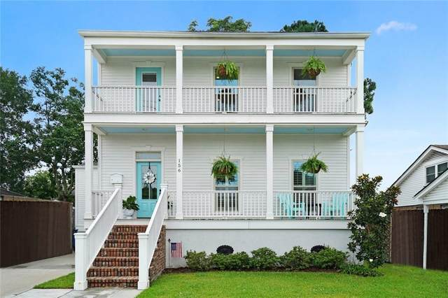 156 Middle Park Place, New Orleans, LA 70124 (MLS #2259828) :: The Sibley Group