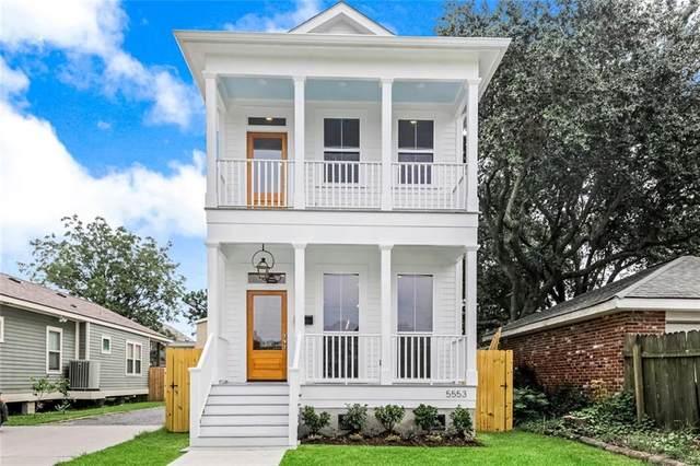 5553 Milne Boulevard, New Orleans, LA 70124 (MLS #2259836) :: The Sibley Group