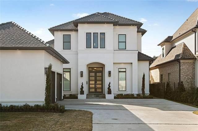 118 Oak Tree Drive, New Orleans, LA 70124 (MLS #2259844) :: The Sibley Group