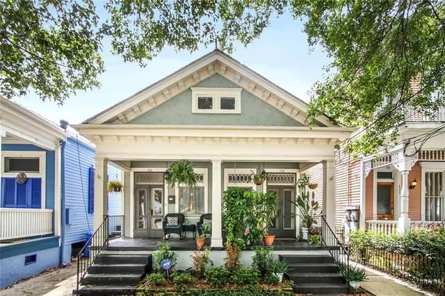 128 S Scott Street, New Orleans, LA 70119 (MLS #2259881) :: The Sibley Group
