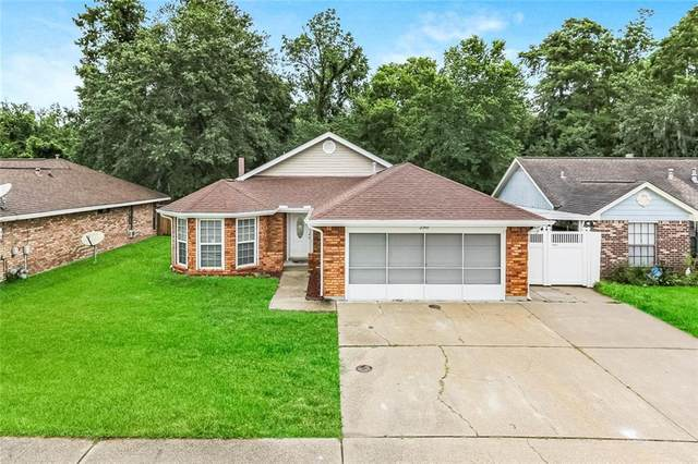 2561 Long Branch Drive, Marrero, LA 70072 (MLS #2259894) :: The Sibley Group