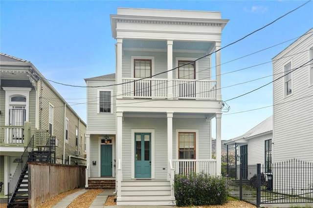 2513 Carondelet Street, New Orleans, LA 70130 (MLS #2259928) :: The Sibley Group