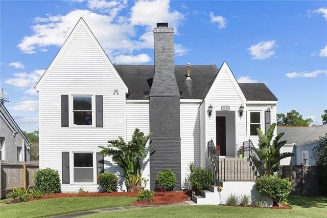 5830 Vicksburg Street, New Orleans, LA 70124 (MLS #2259931) :: Watermark Realty LLC