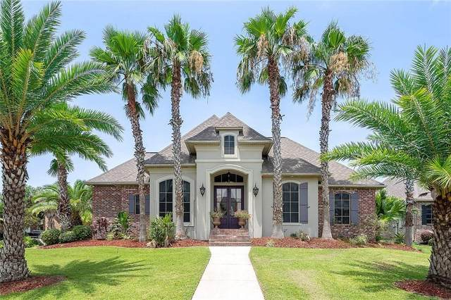 124 Gretel Cove, Slidell, LA 70458 (MLS #2259971) :: The Sibley Group