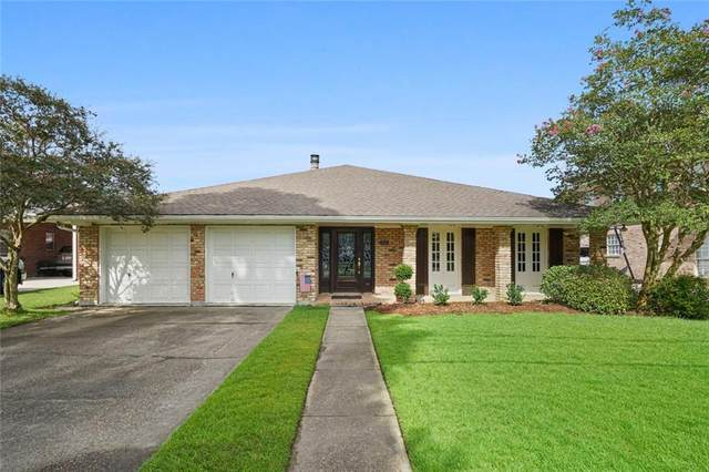 5417 Rebecca Boulevard, Kenner, LA 70065 (MLS #2259975) :: The Sibley Group