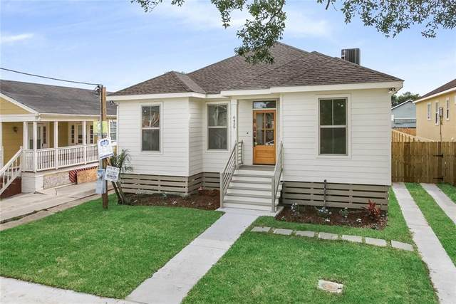 6429 Eads Street, New Orleans, LA 70122 (MLS #2259999) :: The Sibley Group