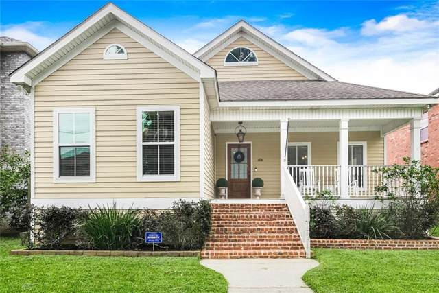 167 30TH Street, New Orleans, LA 70124 (MLS #2260018) :: The Sibley Group