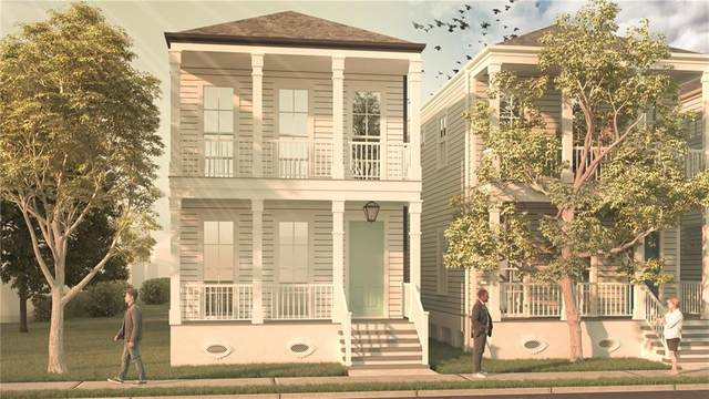 534 Second Street, New Orleans, LA 70130 (MLS #2260071) :: Top Agent Realty