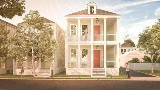 517 Third St Street, New Orleans, LA 70130 (MLS #2260075) :: Top Agent Realty