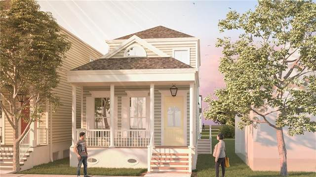 536 Second Street, New Orleans, LA 70130 (MLS #2260077) :: Top Agent Realty