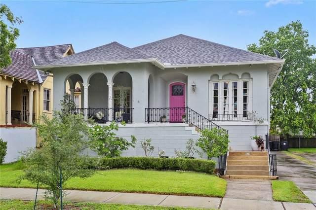 2529 Jefferson Avenue, New Orleans, LA 70115 (MLS #2260126) :: Top Agent Realty