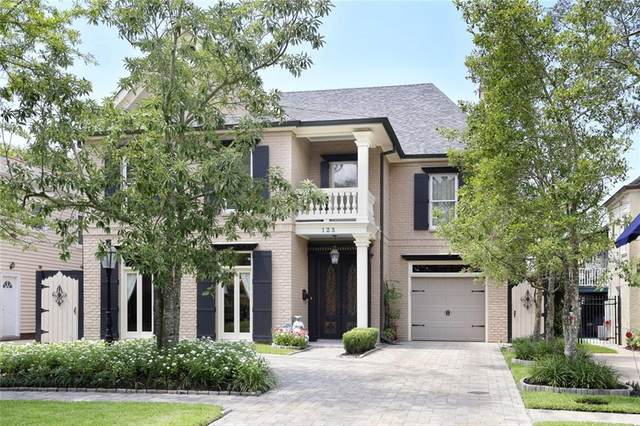 123 N Livingston Place, Metairie, LA 70005 (MLS #2260151) :: Top Agent Realty