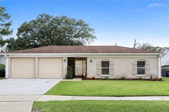 3721 Somerset Drive, New Orleans, LA 70131 (MLS #2260209) :: Top Agent Realty