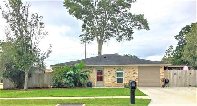 2701 Britannica Drive, Marrero, LA 70072 (MLS #2260227) :: Turner Real Estate Group