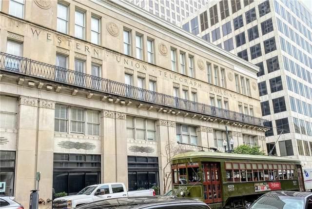 334 Carondelet Street #204, New Orleans, LA 70130 (MLS #2260231) :: Top Agent Realty