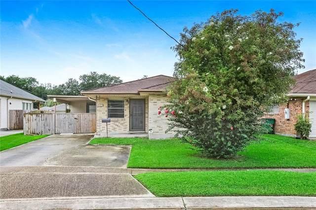1424 Carnation Avenue, Metairie, LA 70001 (MLS #2260232) :: Top Agent Realty