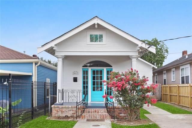 2017 Mandeville Street, New Orleans, LA 70117 (MLS #2260264) :: Turner Real Estate Group