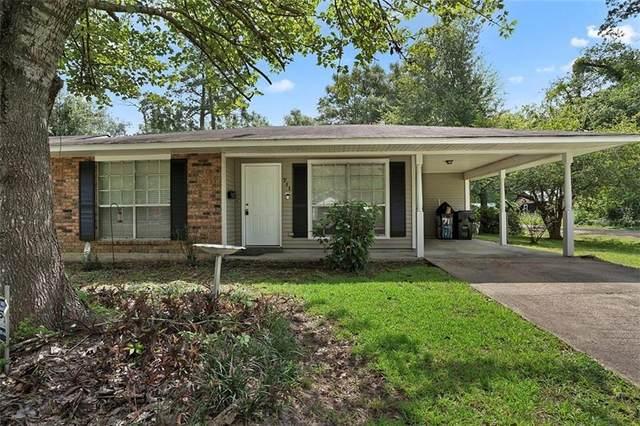 711 S Chestnut Street, Hammond, LA 70403 (MLS #2260337) :: Amanda Miller Realty