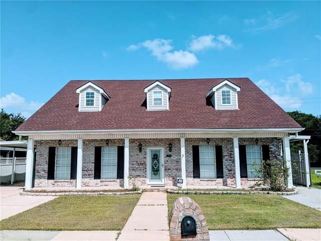820 Terry Drive, Arabi, LA 70032 (MLS #2260380) :: Turner Real Estate Group