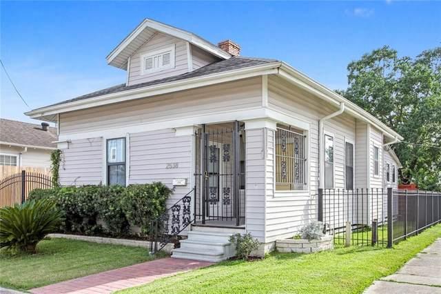 2538 Amelia Street, New Orleans, LA 70115 (MLS #2260397) :: Crescent City Living LLC