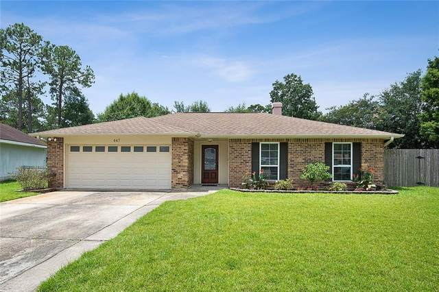 447 Evergreen Court, Slidell, LA 70458 (MLS #2260401) :: Turner Real Estate Group