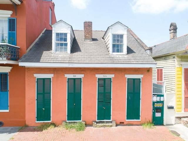 924 Ursulines Street, New Orleans, LA 70116 (MLS #2260405) :: Crescent City Living LLC