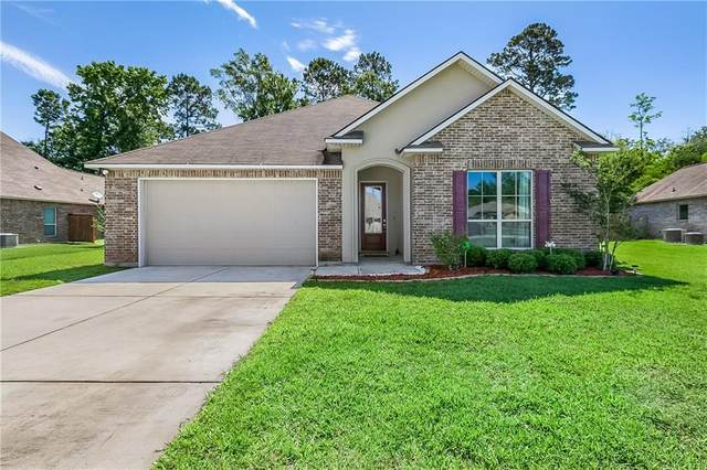39550 Big Branch Drive, Ponchatoula, LA 70454 (MLS #2260435) :: Watermark Realty LLC