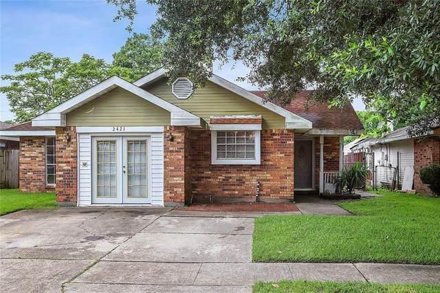 2421 S Sugar Ridge Road, La Place, LA 70068 (MLS #2260475) :: Crescent City Living LLC