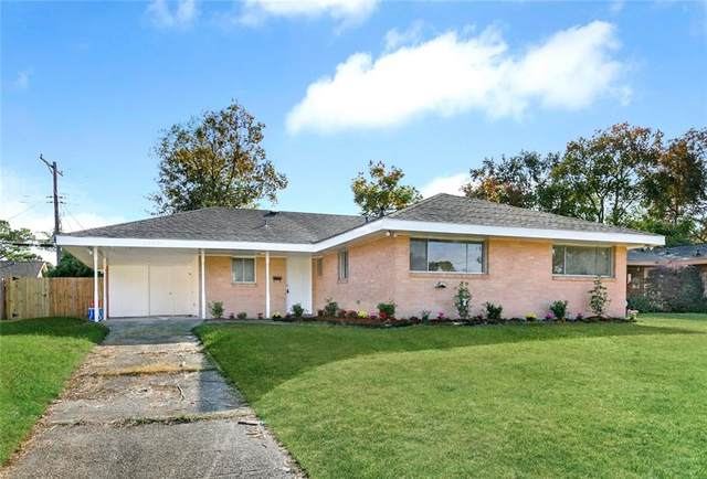2428 Somerset Drive, New Orleans, LA 70131 (MLS #2260536) :: Top Agent Realty