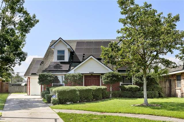 2508 Ritchey Drive, Marrero, LA 70072 (MLS #2260586) :: Parkway Realty