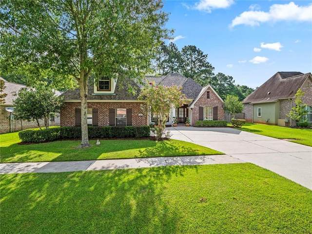 145 Wood Thrush Drive, Madisonville, LA 70447 (MLS #2260605) :: Turner Real Estate Group