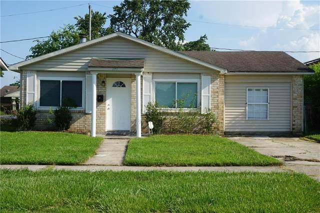 233 Georgetown Drive, Kenner, LA 70065 (MLS #2260643) :: Watermark Realty LLC