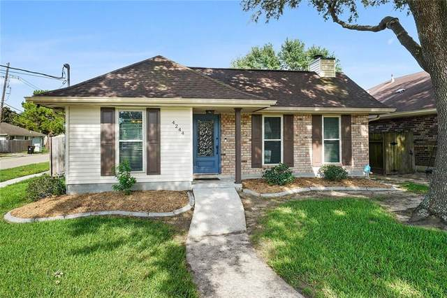 4244 Connecticut Avenue, Kenner, LA 70065 (MLS #2260668) :: Top Agent Realty
