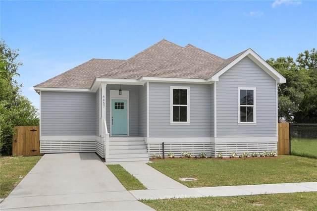 6457 Debore Drive, New Orleans, LA 70126 (MLS #2260693) :: Crescent City Living LLC