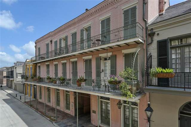 525 Governor Nicholls Street #205, New Orleans, LA 70116 (MLS #2260796) :: Top Agent Realty