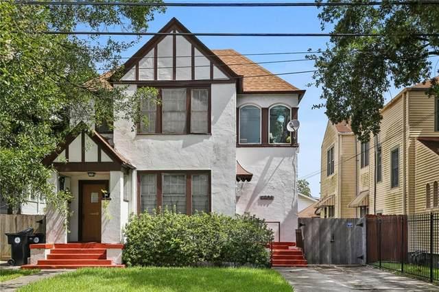 4609 S Claiborne Avenue, New Orleans, LA 70125 (MLS #2260825) :: Top Agent Realty
