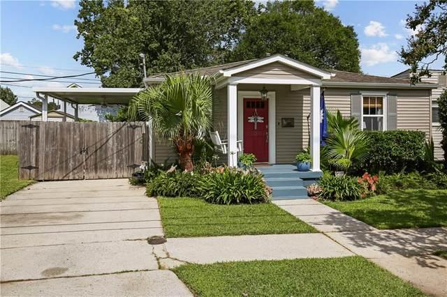528 Carrollton Avenue, Metairie, LA 70005 (MLS #2260953) :: Watermark Realty LLC